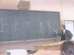 長崎県立大村城南高等学校での講座